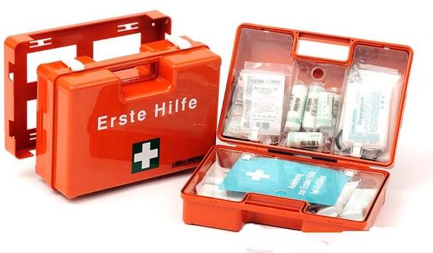 Erste-Hilfe Koffer Typ 1