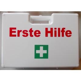 """Erste Hilfe Koffer """"GASTRO"""", Gr. 1, Typ 1 WEISS"""