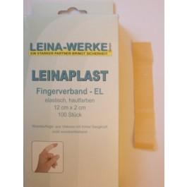 Fingerpflaster, 12 x 2 cm,elastisch, 10 Stück