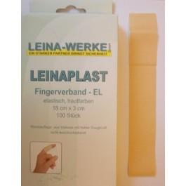 Fingerpflaster, 18 x 3 cm, elastisch, 100 Stück
