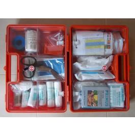 Erste Hilfe Koffer GASTRO, Gr.1, Typ1 - länger haltbar