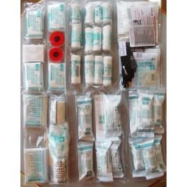 Nachfüllset für Erste-Hilfe-Koffer Typ 2