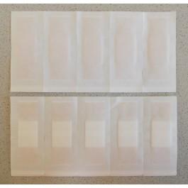100 Stück Pflaster 6 x 1,9 cm