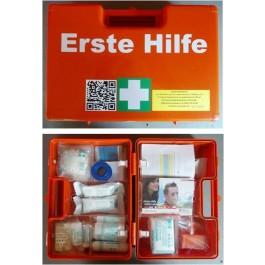 """Erste-Hilfe-Koffer Größe 1, orange, Typ 1 """"GASTRO"""""""