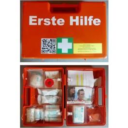 Erste Hilfe Koffer Größe 1 orange Typ 1