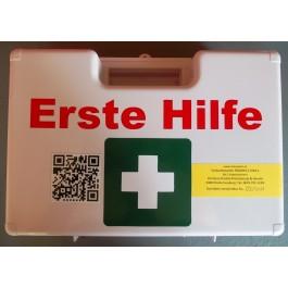 Erste Hilfe Koffer Gr. 1 weiß Typ 1 - länger Haltbar