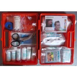 """Erste Hilfe Koffer """"Gastro"""" Größe 1 orange Typ 1-2040"""