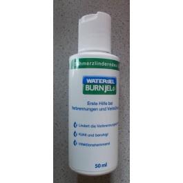 Waterjel - Erste Hilfe bei Verbrennungen