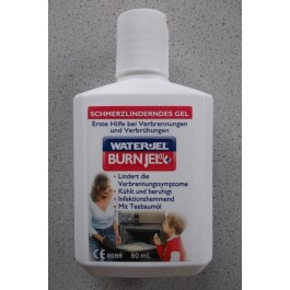 Waterjel 80ml - schmerzlinderndes Gel bei Verbrennungen