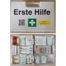 Erste Hilfe Koffer Gr. 2, Typ 1, WEISS, länger Haltbar
