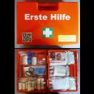 """Erste-Hilfe-Koffer """"Gastro"""" Größe 2 orange Typ 2"""