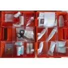 Erste Hilfe Koffer Größe 3 orange Typ 1