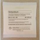 Verbandtuch - Ablaufdatum 2039