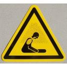 """Warnzeichen """"Warnung vor Erstickungsgefahr"""""""